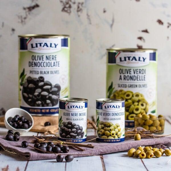 olive combo
